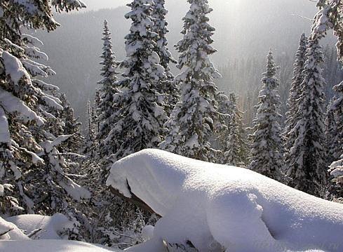 Россия, Байкал, гора Соболиная