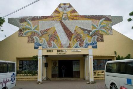 Филиппины, остров Боракай, Церковь Боракая