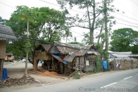 Филиппины, остров Боракай, архитектура Филиппин