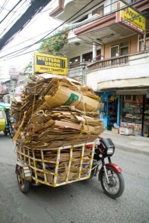 Филиппины, остров Боракай, экспресс-доставка