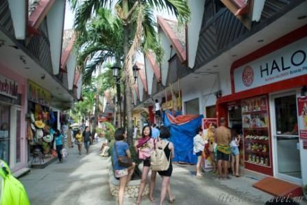 Филиппины, остров Боракай, D-молл