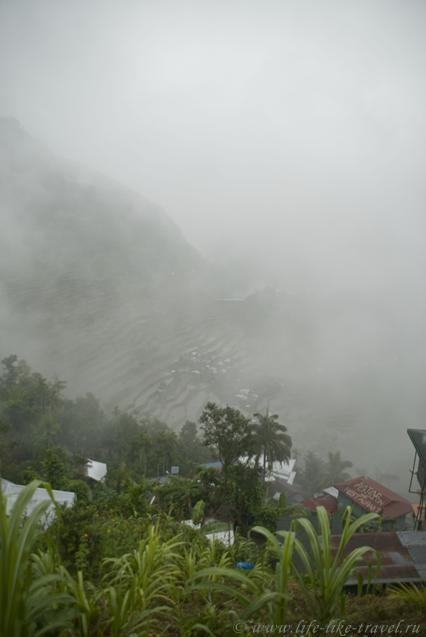 Филиппины, Банауэ, провинция Ифугао, рисовые террасы деревни Батад