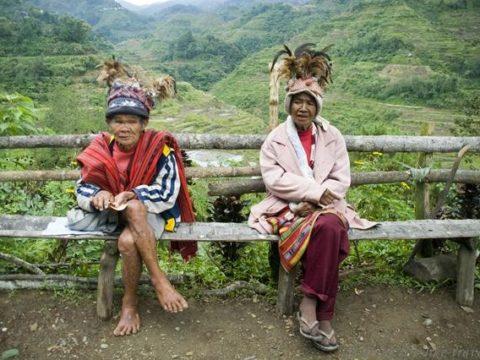 Филиппины, Банауэ, провинция Ифугао, народность ифугао