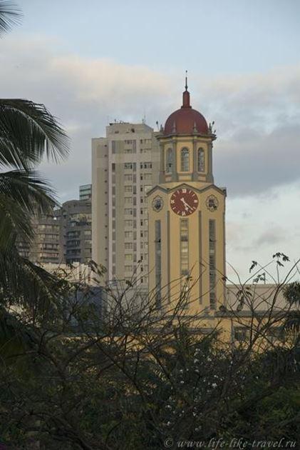 Филиппины, Манила, крепость Интрамурос