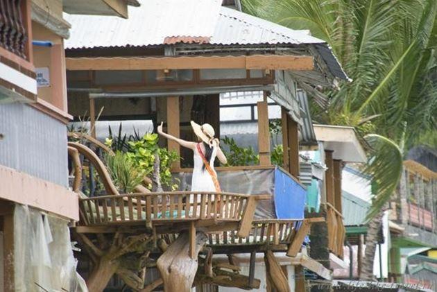 Филиппины, остров Палаван, Эль Нидо, кто красивая? - я красивая!