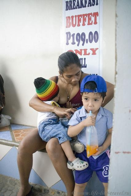 Филиппины, остров Палаван, Эль Нидо, каждому - свое