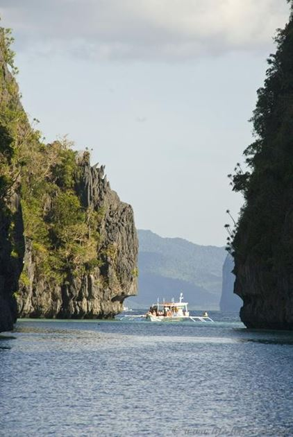 Филиппины, Эль Нидо, Тур по островам и лагунам бухты Бакит
