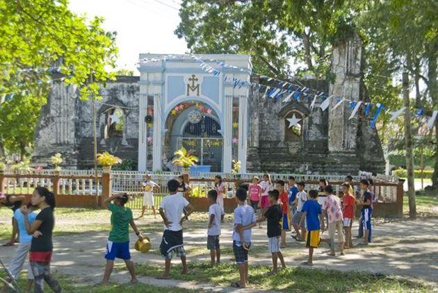 Филиппины, Бохол, Панглао, Школьный урок