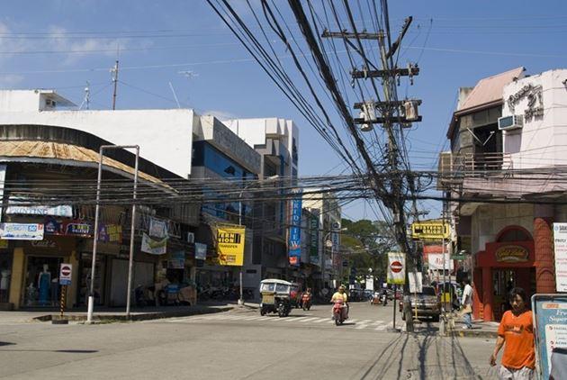 Электрификация Думагете, остров Негрос, Филиппины