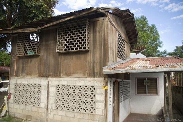 Филиппинское жилье, Думагете, остров Негрос