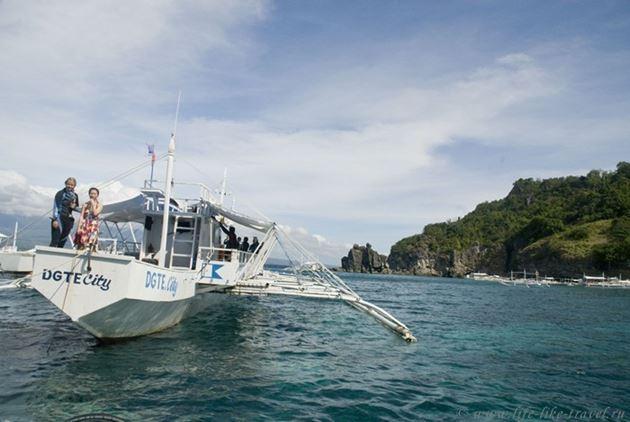 Дайвинг на Филиппинах, остров Апо