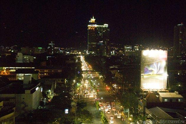 Ночной Себу, Филиппины