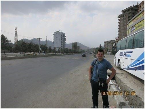 Самостоятельное путешествие по Афганистану. Кабул