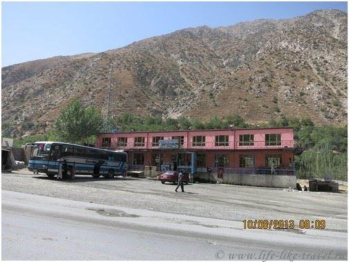 Самостоятельное путешествие по Афганистану. Из Мазара в Кабул