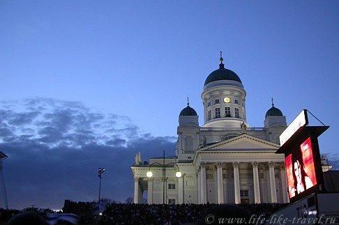 Хельсинки: город фестивалей, северного модерна, неформалов и любителей выпить, Евровидение