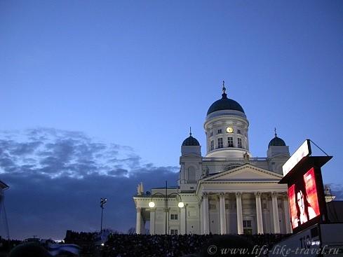 Хельсинки, Евровидение