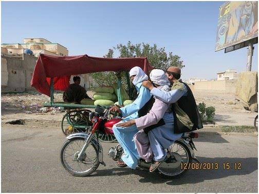 Достопримечательности и святыни Кандагара, Афганистан