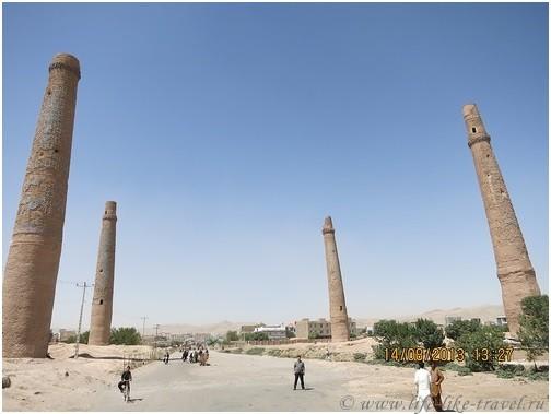 Комплекс Мусалла, Герат, Афганистан