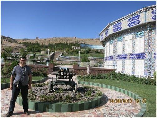 Военный музей, Герат, Афганистан