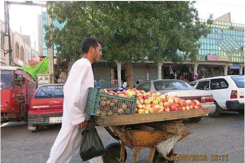 Афганский лимонад — рецепт афганской кухни