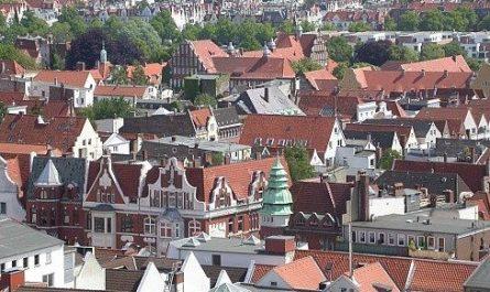 Любек, Германия