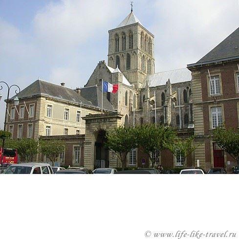 Фекан, Франция