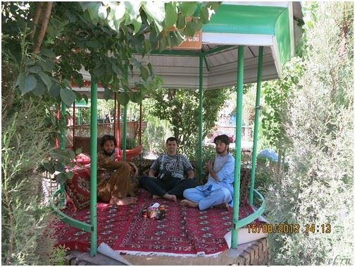 Ресторан, Герат, Афганистан