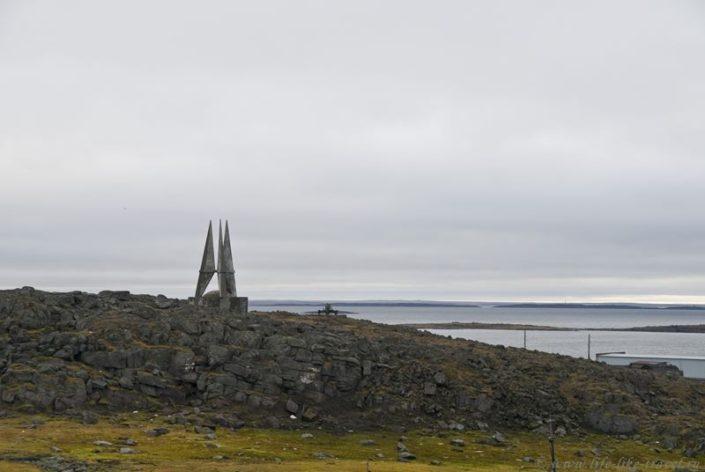 Диксон столица Арктики, Таймыр