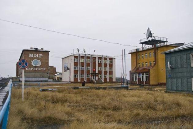Хатанга, Таймыр