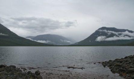 Озеро Лама, Плато Путорана, Таймыр