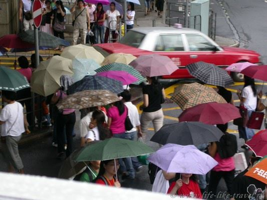 Китай: острый перец и зонтики от солнца