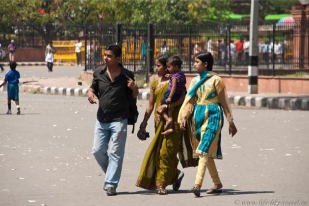 Самостоятельно в Индию
