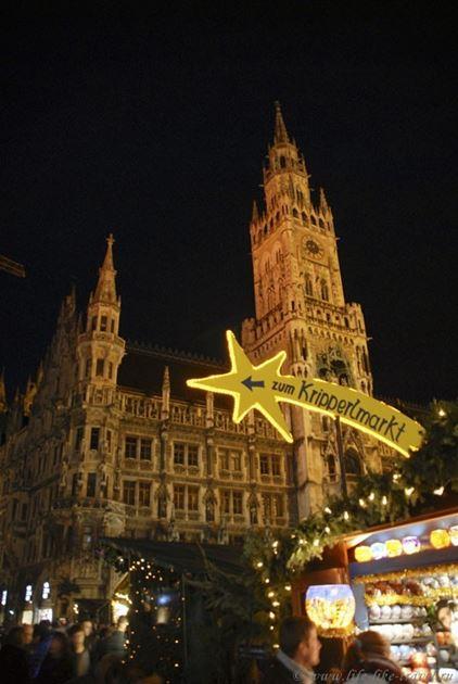 Площадь Мариенплац, Мюнхен