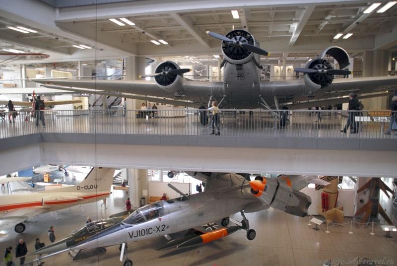 Немецкий музей, Мюнхен
