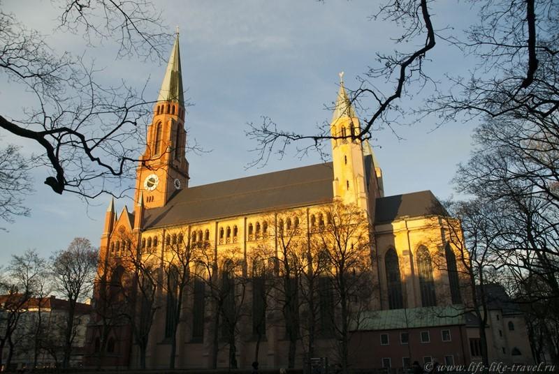Церковь Святого Йохана, Мюнхен