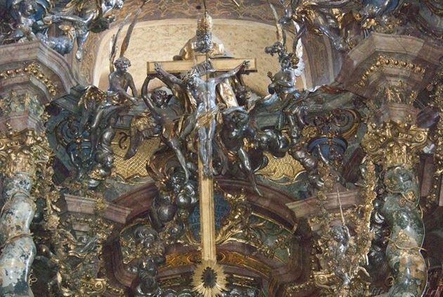 Церковь Святого Иоанна Непомука, Мюнхен