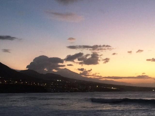 Достопримечательности Тенерифе вулкан Тейде