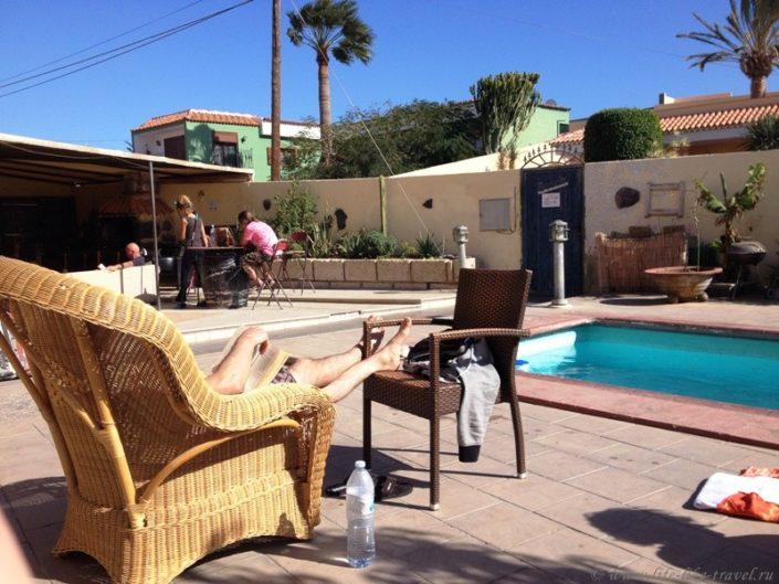 Мой опыт аренды дешевого жилья в Испании, Тенерифе, хостел