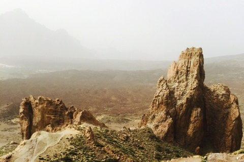 Маршрут по национальному парку Тейде на Тенерифе, как добраться до вулкана Тейде и Пальца Бога
