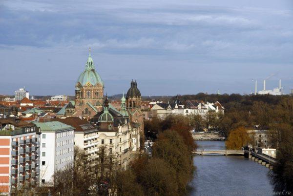 Что обязательно посмотреть в Мюнхене: главные музеи и знаменитый Хофбройхаус