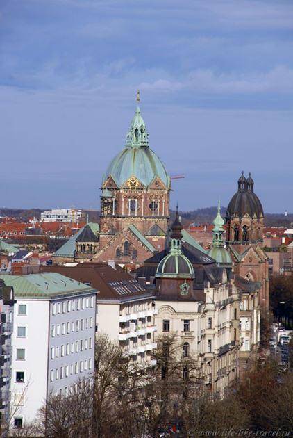 Общие впечатления о Мюнхене