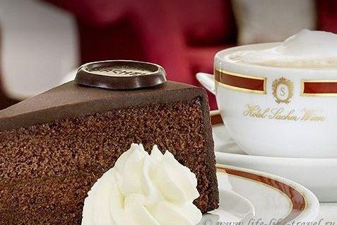 Австрийская сказка про торт «Захер» («Sachertorte»): история с рецептом