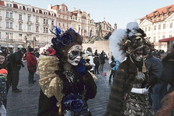 Пражский карнавал и бал-маскарад «Хрустальный шар»: программа, как и когда проходит бал-маскарад
