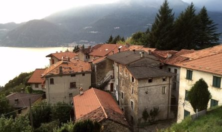 Озеро Комо в Италии: что делать, если тебя наградили закатом?