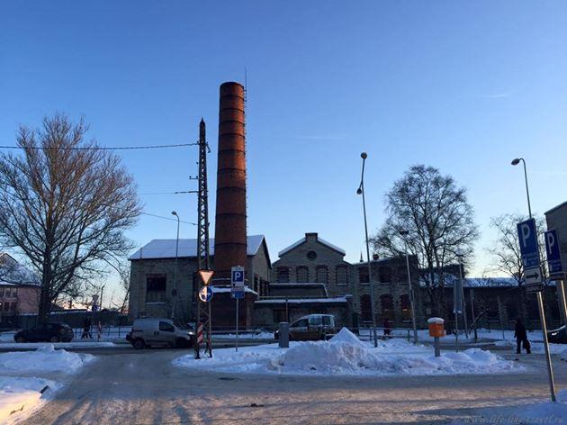 Фото Эстонии: Таллин и окрестности (Keila-Joa, Padise Klooster, Paldiski, Нарва)