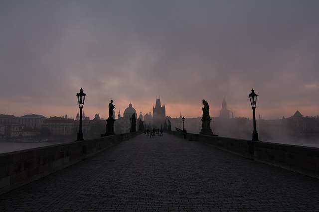 ПрагаФото Чехия: Прага Кафки и Цветаевой