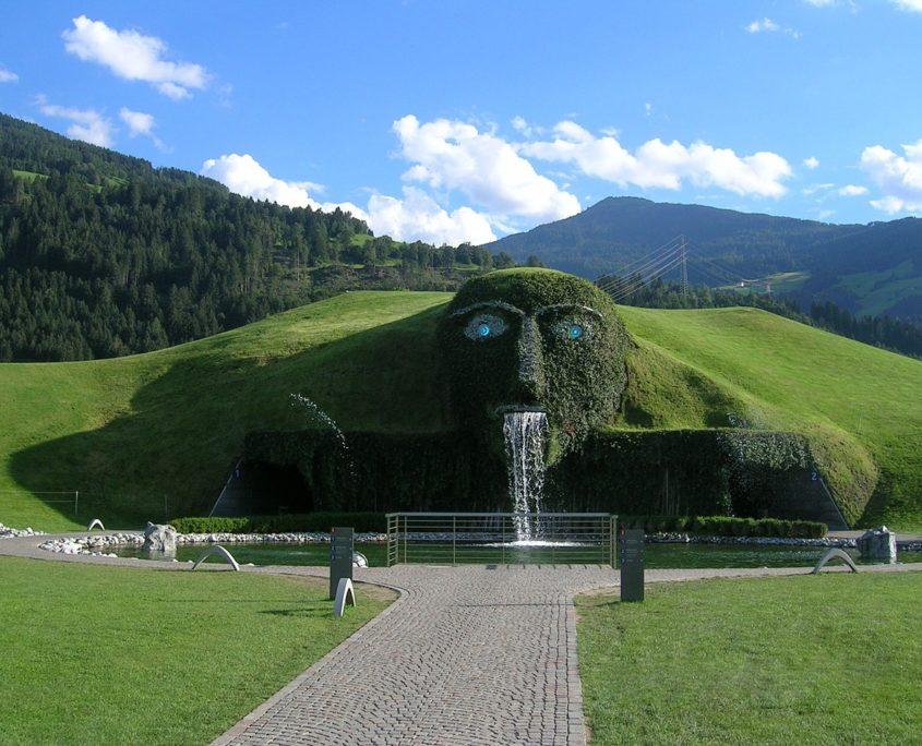 Самостоятельно в Инсбрук