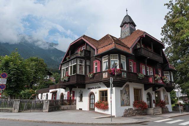 Австрийский домик