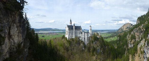 Фото Австрии и Германии. Самостоятельно в Европу: Инсбрук, Мюнхен, Нойшванштайн