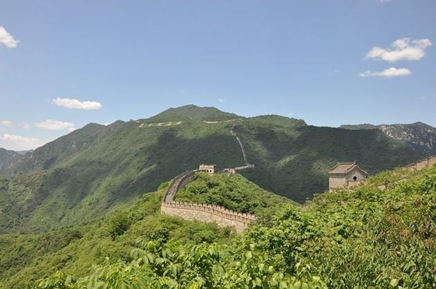 Как пройти по Великой Китайской стене